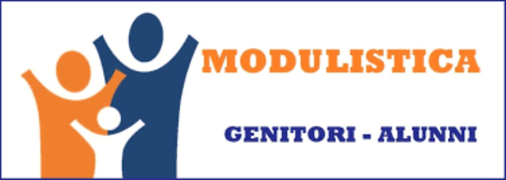 Modulistica Genitori