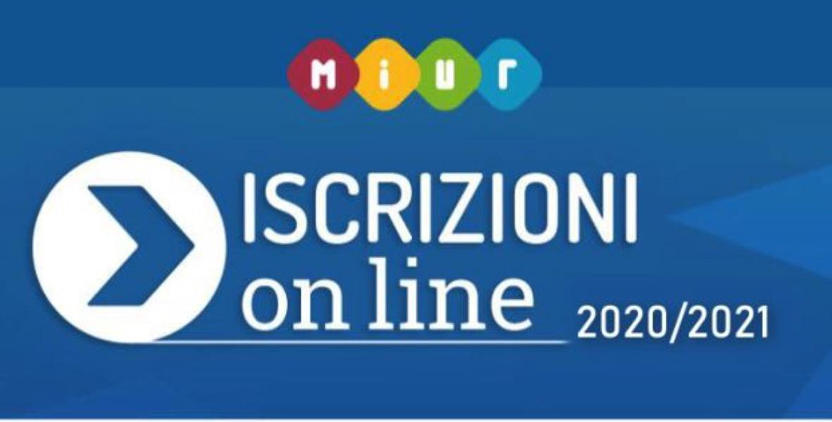 ISCRIZIONI ANNO SCOLASTICO 2020/21